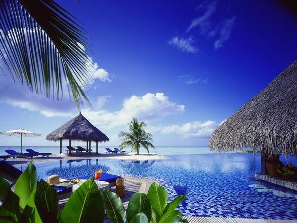 Отдых на Мальдивах 1