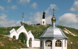 Свято Троицкий подземный монастырь1 265x165 Экскурсии по Белгородской области.